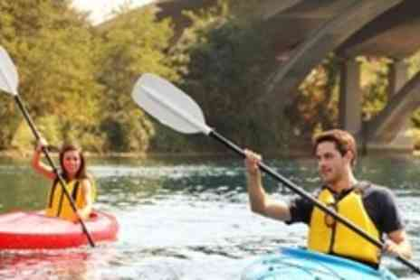 Bob Spalding Marine - Three Hour Kayak Hire For Two People - Save 60%