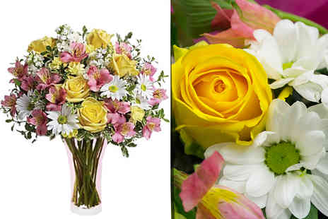 KNPH - Happiness Bouquet of Flowers - Save 59%