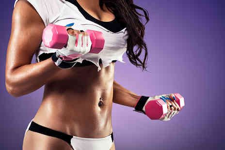 Sassy Girl Fitness - Three day fitness bootcamp included accommodation and meals - Save 50%