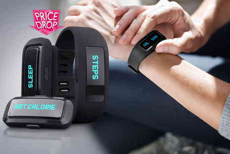 ICON Health & Fitness - iFit Active Three in One Fitness Tracker - Save 59%