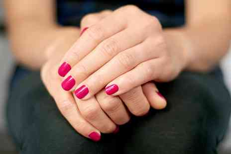 Vintage Beauty Harborne - Gel Manicure for One - Save 50%