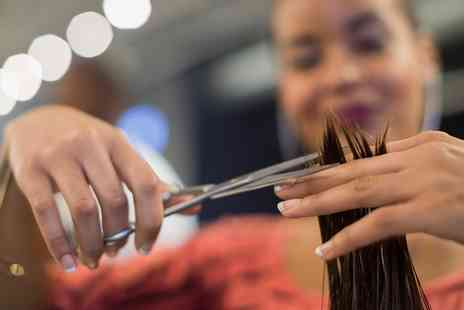 Dj & ward hairdressing - Cut with a Conditioning Treatment and Optional Highlights or Colour  - Save 62%