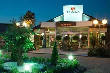 Ramada Dover - Three Course Meal for Two - Save 54%