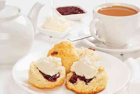Rowells Rolls Cafe - Afternoon Tea For Two - Save 44%