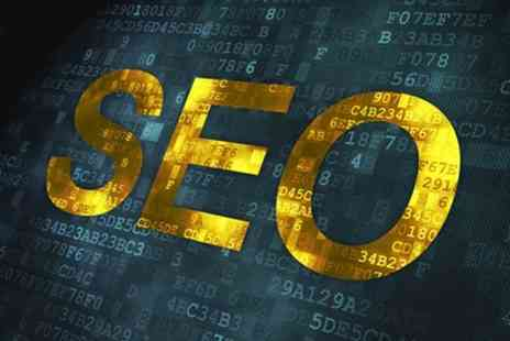 GoldenEdge Marketing Solutions - One Month SEO Package with Marketing Advice  - Save 75%