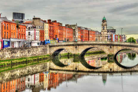 Worldwide Tours and Travel - One, Two or Three night stay in Dublin for two - Save 59%