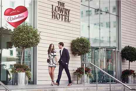The Lowry Hotel - Luxury spa day and two course lunch for one - Save 53%