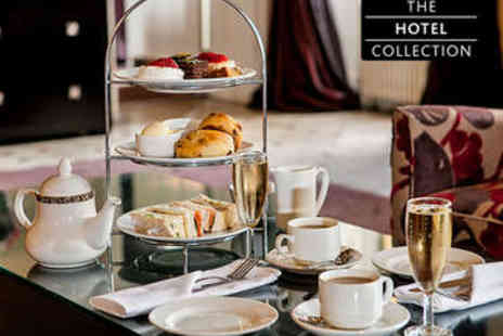 The Angel Hotel - Afternoon Tea for Two with Prosecco - Save 44%