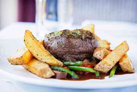 315 Bar and Restaurant - Fillet Steak Meal for Two  - Save 51%