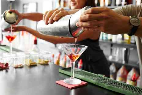The Viper Rooms - Cocktail Masterclass For Up to Six With Two Cocktails and Prosecco Each - Save 25%