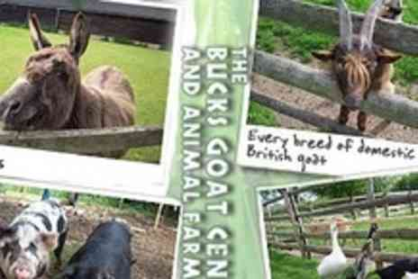 The Bucks Goat Centre - Family Ticket - Save 59%