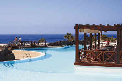 Hesperia Lanzarote - 10 nights Stay in a Sea View Room - Save 30%