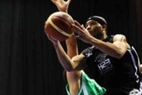 Newcastle Eagles - Two Tickets to Newcastle Eagles vs Plymouth Raiders BBL Trophy Final Match - Save 61%