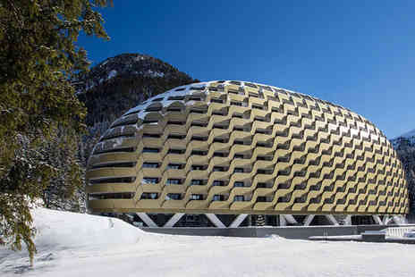 InterContinental Davos - Three nights Stay in a Superior Room - Save 44%