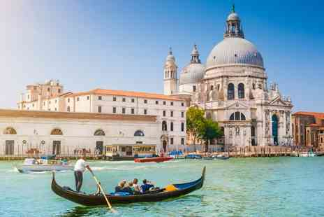 Smart Hotel  - Three Night stay in picturesque Italian city with breakfast plus gondola ride - Save 0%