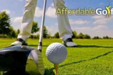Affordable Golf - Two 30 Minute PGA Golf Lessons With Video Analysis - Save 77%