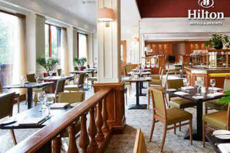 Hilton Southampton - Two Course Meal for Two - Save 0%