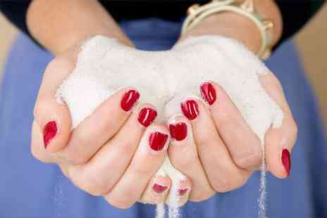 Sarah Jane Nail & Beauty - Gel Polish on Fingers or Toes, or a Mini Mani or Pedi with Gel Polish  - Save 63%