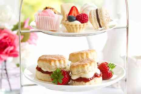 Dillons Tea House - Afternoon Tea For Two or Four - Save 45%