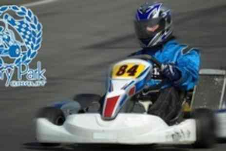 Tamworth Karting - 30 Minute Karting Experience - Save 60%