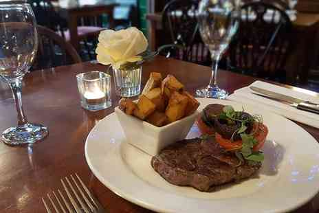 Seven Stars Inn  - Steak or Grilled Dish for Two   - Save 47%