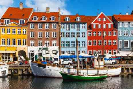 Worldwide Tours and Travel - Two or Three night Break in Copenhagen - Save 44%