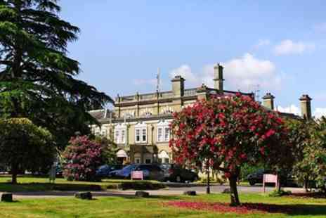 Best Western Chilworth Manor Hotel - Southampton Spa Day inc Massage, Facial & Lunch - Save 56%