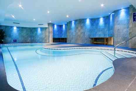 Durley Dean Hotel - Spa Day for 2 with Treatment Each, Cream Tea & Bubbly - Save 54%
