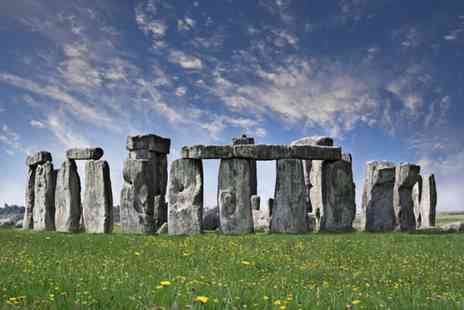 Golden Tours - Eight hour  Discover Bath, Stonehenge and Salisbury coach tour   - Save 50%