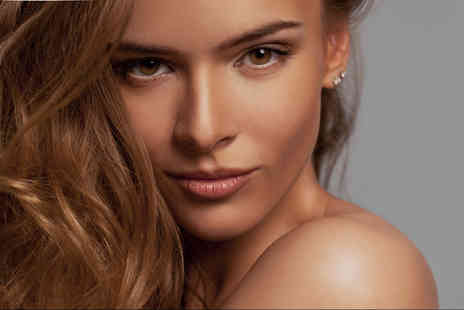 Nicole Francis   -  HD brows including eyebrow wax, thread and tint   - Save 0%