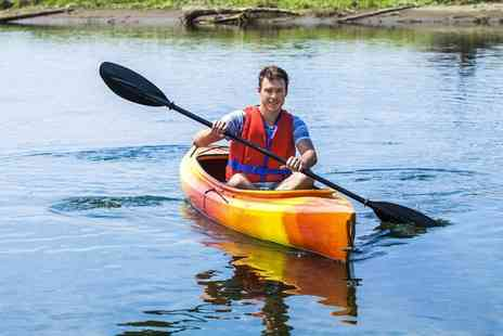 Active Nation - One Day Paddling Course for One or Two - Save 50%