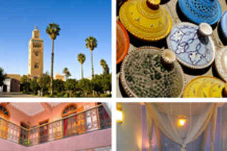 Riad Zayane Atlas - 3 Nights Stay for 2 in Marrakech including breakfast & 3 course meal - Save 50%