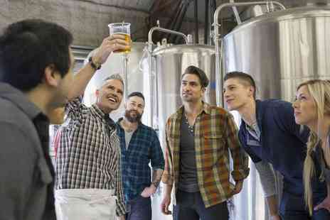 Derventio Brewery - Brewery Tour with Beer Tasting for Two or Four - Save 60%