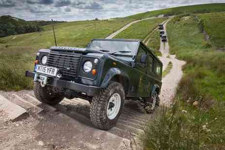 The Coniston 4x4 Experience - 30 Minute Kubota or 4x4 Off Road Experience  - Save 0%