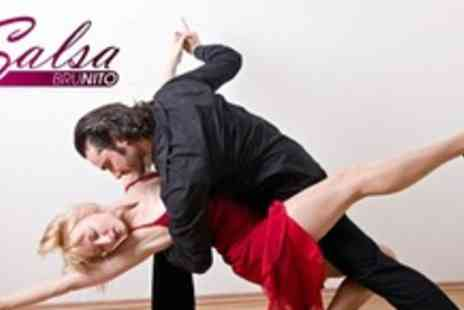 Brunito Salsa - Six 1 Hour Salsa or Cha Cha Cha Classes - Save 61%