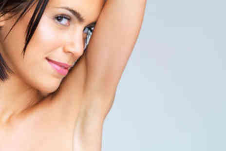 Atelier M   - Six Sessions of Laser Hair Removal - Save 82%