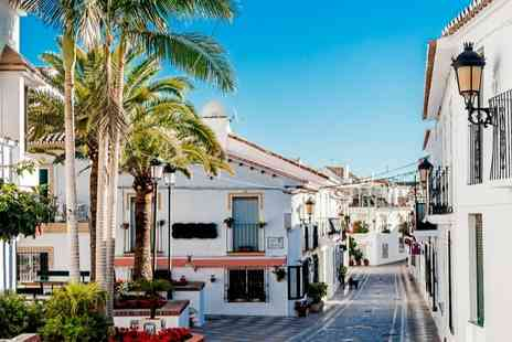 First Flatotel International - Seven Night  in Benalmadena including flights and hand luggage - Save 0%