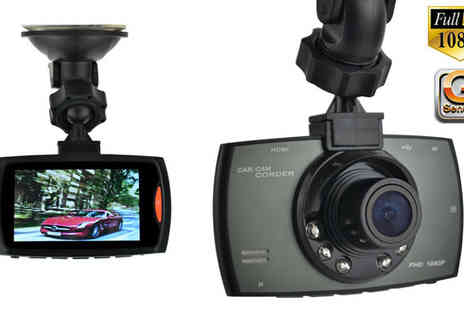 Click Wrap - In Car DVR Camera - Save 55%