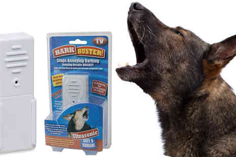 CFS Trading - Bark Buster Device - Save 64%
