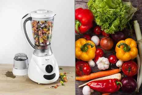 Swan Products - Blender and grinder mill - Save 62%