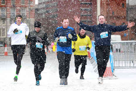 Human Race  - Place on the Cancer Research UK Manchester Winter Run on 28th February - Save 22%
