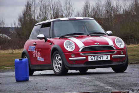 Stunt Drive UK - Stunt Driving Experience  - Save 60%