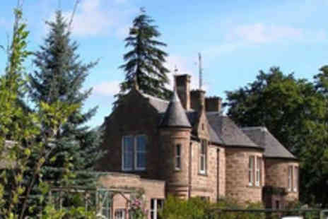 Altamount House Hotel - 2 Night stay for 2 with breakfast in Perthshire - Save 51%