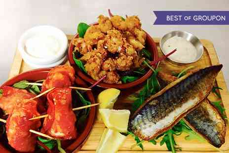 The Chancel - Six Tapas Dishes For Two To Share  - Save 0%