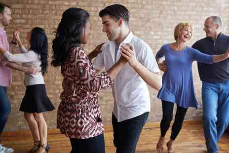 Swingsters - Five Swing Dancing Classes for One - Save 63%