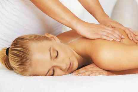 Blades Barbers and Beauty Room  - One Hour Full Body Massage  - Save 50%