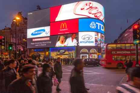 Storm Digital - Post Your Valentines Message on One Piccadilly Circus Screens - Save 0%