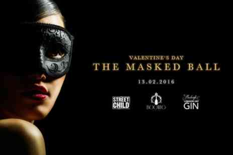 The Bootleg Club - Entry for One in Valentines Day Masked Ball on 13 February   - Save 50%
