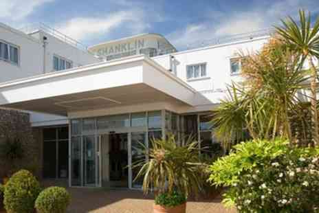 Shanklin Hotel - One or Two Nights stay For Two With Breakfast And Dinner  - Save 0%