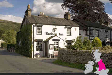 Barbon Inn - One, Two or Three Night Stay For two - Save 40%